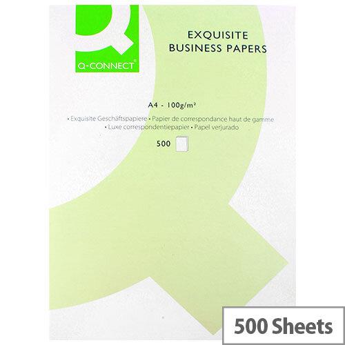 Q-Connect Premium Printer Paper A4 100gsm White 500 Sheets