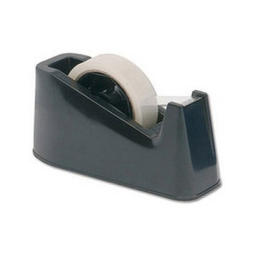Tape Dispenser For Up To 25mm Wide 33/66m Tapes Black Q-Connect