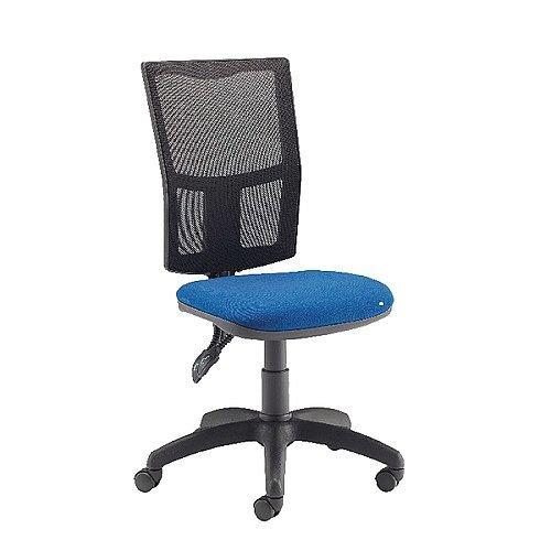 Arista High Back Mesh Task Chair Blue KF74197