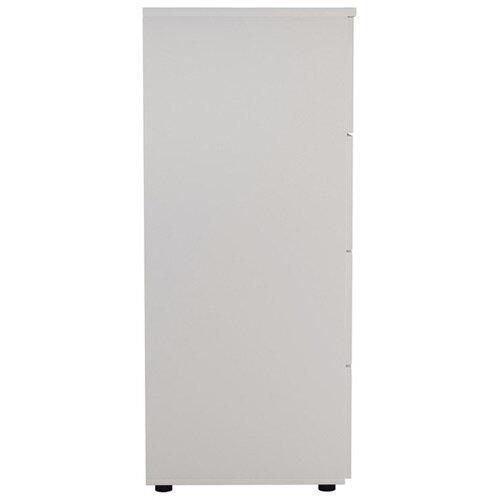 Jemini 3 Drawer Filing Cabinet White KF78667