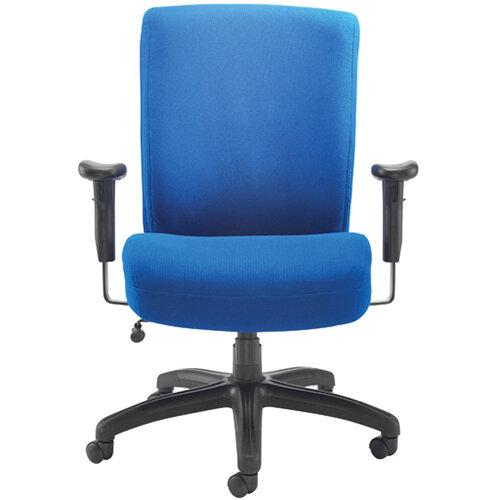Avior Lomond Heavy Duty Office Chair Blue KF79132