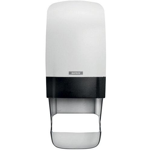 Katrin Inclusive System Toilet Roll Dispenser White 90144