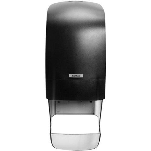Katrin Inclusive System Toilet Roll Dispenser Black 92049