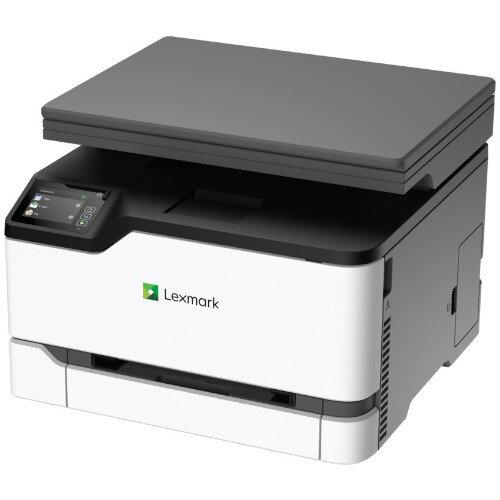 Lexmark MC3224dwe Colour Multifunction Printer -  3-in-1 Copy, Print, Scan - 2 Sided Duplex - USB, WiFi - 22ppm Speed - 40N9143