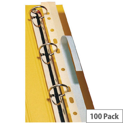 Pelltech Self-Adhesive File Strips 295mm Pack of 100