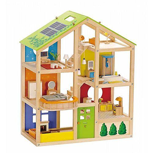 """Seasons"" Dolls House"
