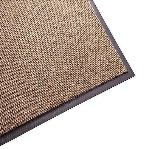 Millennium Mat Golden Hobnail Floor Mat Sand 1220 x 1830mm 64040660HOB