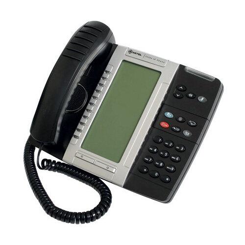 Mitel MiVoice 5330e IP Phone Black 50006476