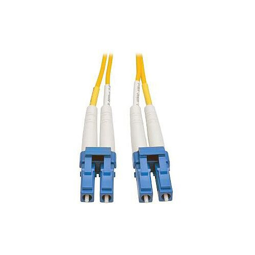 Tripp Lite Fibre Optic Network Cable 2 m 2 x LC Male 2 x LC Male Patch Cable N370-02M