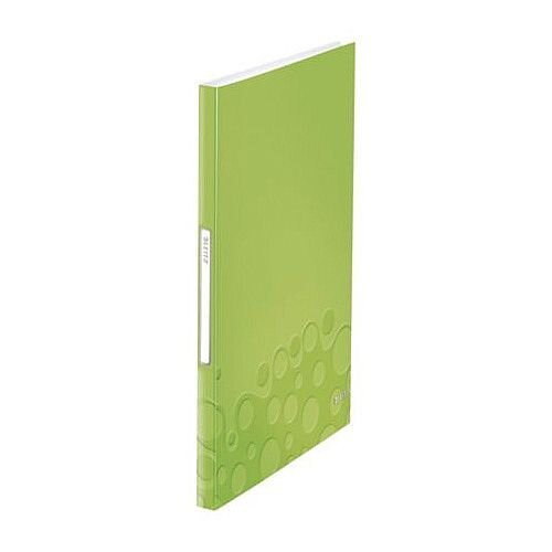 Leitz WOW Display Book 40 Pockets Green