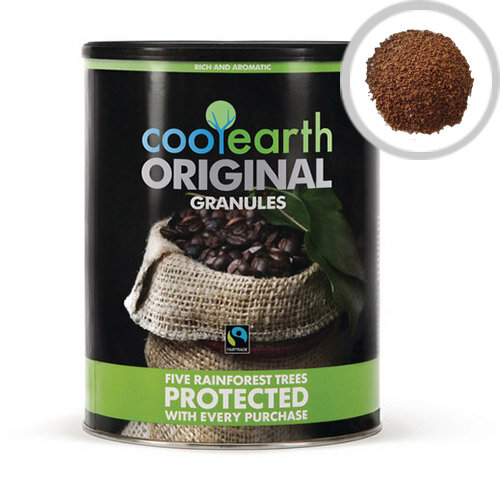 Cool Earth Fairtrade Instant Coffee 750g Pack of 1 NWT163