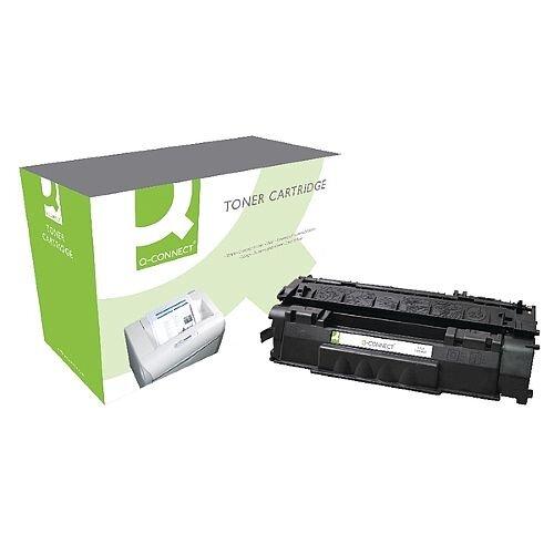 HP 49A Compatible Black Laser Toner Cartridge Q5949A Q-Connect
