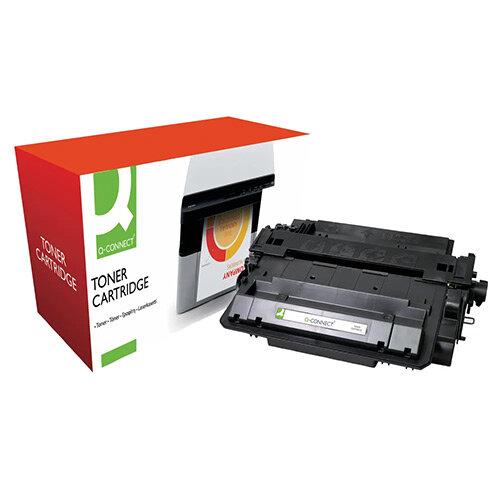 Compatible HP 55X Black Laser Toner Cartridge CE255X