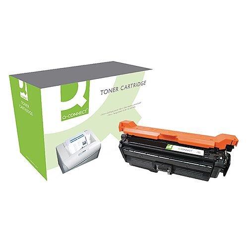 HP 647A Black Compatible Laser Toner Cartridge CE260A Q-Connect