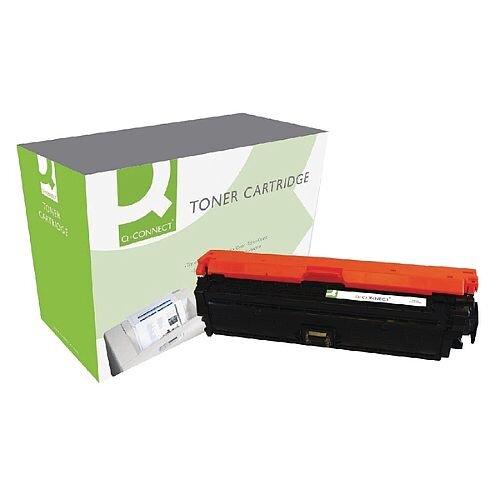 HP 305X Compatible Black High Capacity Laser Toner Cartridge CE410X Q-Connect