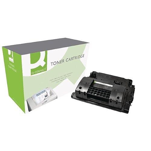HP 81X Compatible Black High Capacity Toner Cartridge CF281X Q-Connect