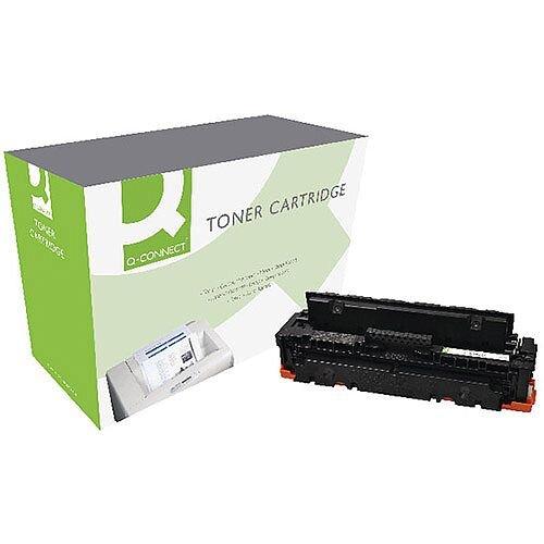Q-Connect HP CF410X M452 Laser Toner Cartridge High Yield Black CF410X-COMP