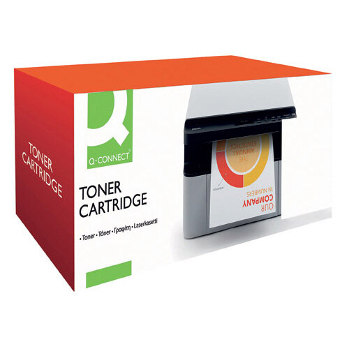 Q-Connect Compatible HP106A Mono Toner Cartridge W1106A-COMP