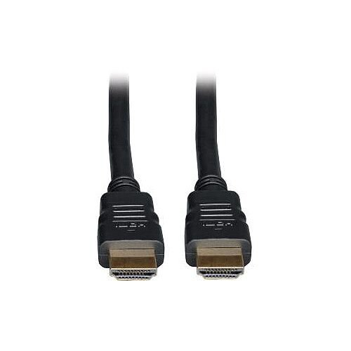 Tripp Lite P569-010 HDMI A/V Cable 3.05 m 1 x HDMI Male Digital Audio/Video 1 x HDMI Male Digital Audio/Video 2.25 GB/s Black