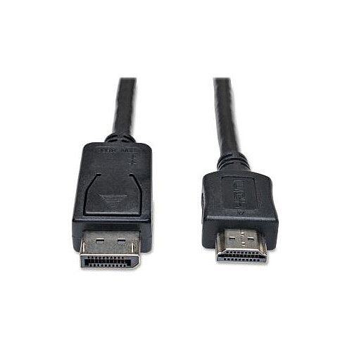 Tripp Lite P582-003 DisplayPort/HDMI A/V Cable for Monitor TV Audio/Video Device 91.44 cm