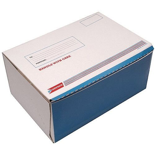Go Secure Post Box Size E 447x347x157mm Pack of 15 PB02280