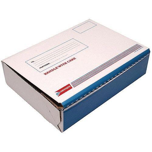 Go Secure Post Box Size B 318x224x80mm Pack of 20 PB02281