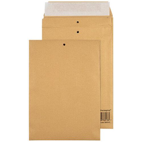 GoSecure Manilla C5 Gusset Pocket Envelope 140gsm Pack of 100 REPDC5