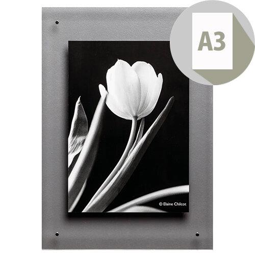 Photo Album Company Acrylic Wall Frame A3 Clear ADPA3