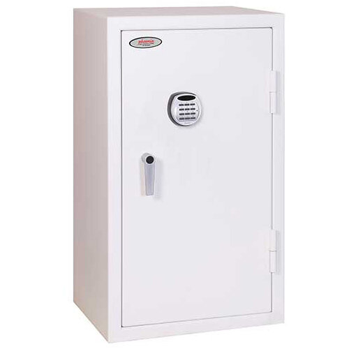 Phoenix Securstore SS1162E 240L Security Safe With Electronic Lock White