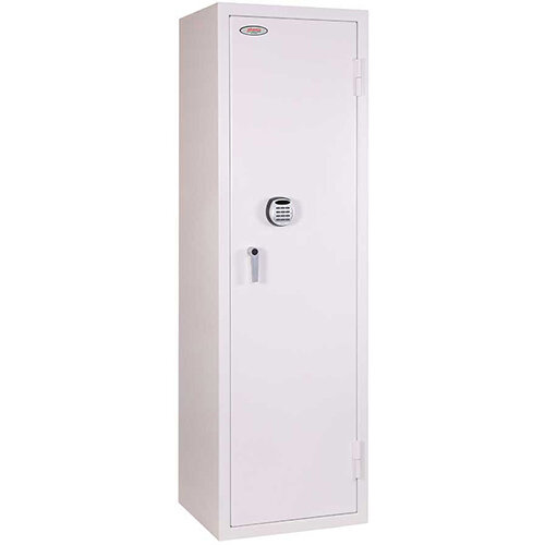 Phoenix Securstore SS1164E 457L Security Safe With Electronic Lock White