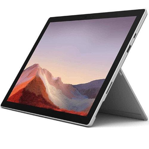 "Microsoft Surface Pro 7 - Display 12.3"" Touchscreen - Core i5 1035G4 - 8 GB RAM - 256 GB SSD - Windows 10 Pro - Bluetooth 5.0, Wi-Fi - Platinum"