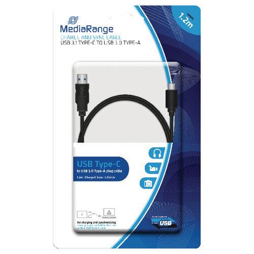MediaRange Charge and Sync Cable USB 3.1 Type-C MRCS160