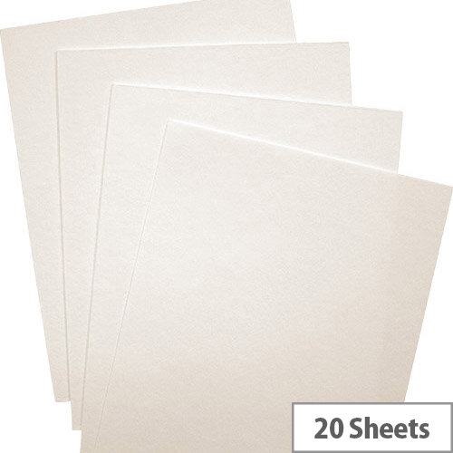 RDI Office Card A4 White 220gsm (Pack of 20)