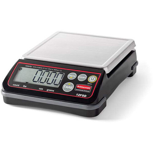 Rubbermaid 6kg High Performance Digital Scales