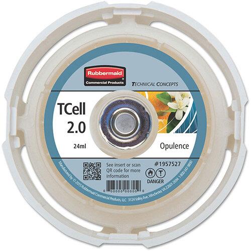 Rubbermaid Passive Air Care T-Cell 2.0 Airfreshener Dispenser Refill Cartridge Opulence