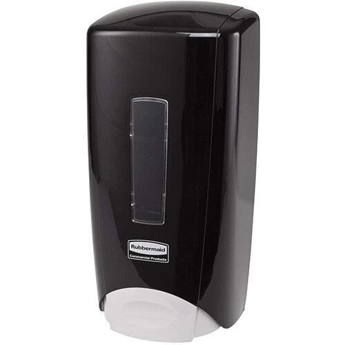 Rubbermaid Flex Manual Skin Care System 1300ml Soap Dispenser Black