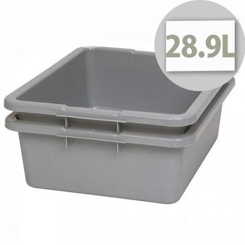 Rubbermaid Utility Box 28.9L Grey