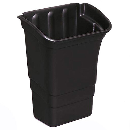 Rubbermaid 30.3L Refuse Bin for Utility Cart Black