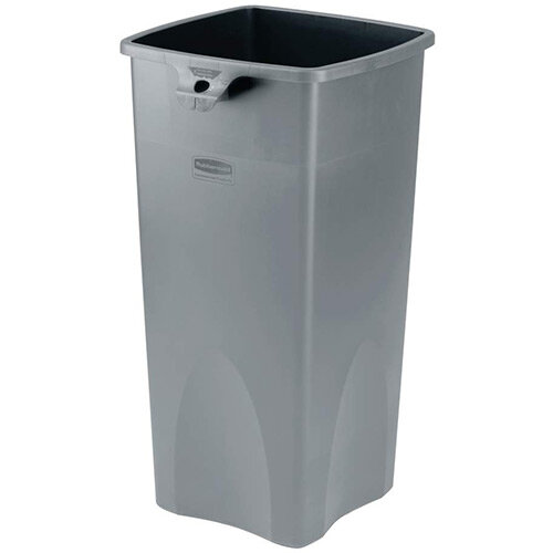 Rubbermaid 87L Square Container Grey