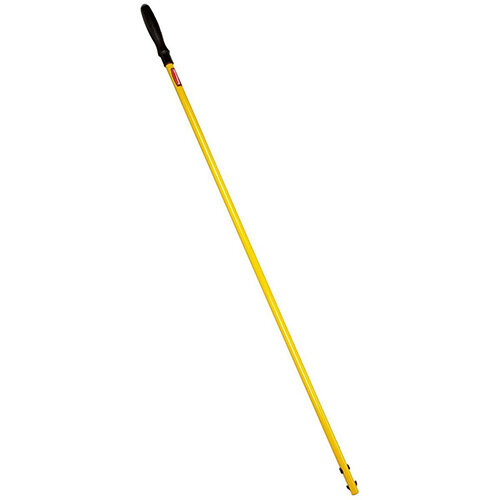 Rubbermaid HYGEN Quick-Connect Traditional Mop Handle 147cm Yellow