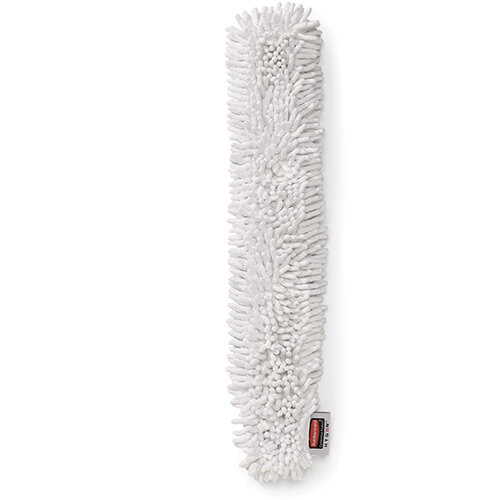 Rubbermaid HYGEN Quick-Connect Flexible Dusting Wand with High Performance Microfibre White