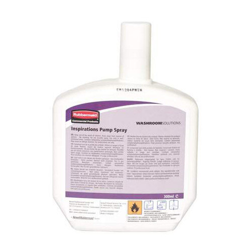 Rubbermaid Inspirations Refill  For Pump Spray Airfreshener Dispensers 300ml
