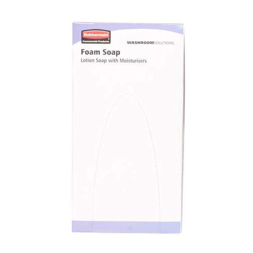 Rubbermaid 800ml Foaming Lotion Soap With Moisturizers Refill