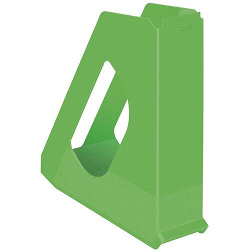 Rexel Choices Magazine File Green 2115604