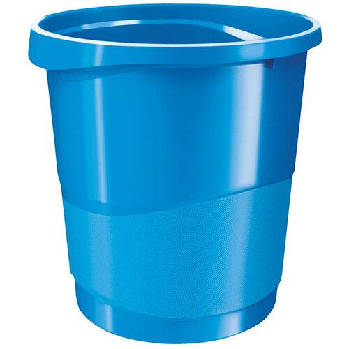 Rexel Choices Waste Bin Blue 2115619