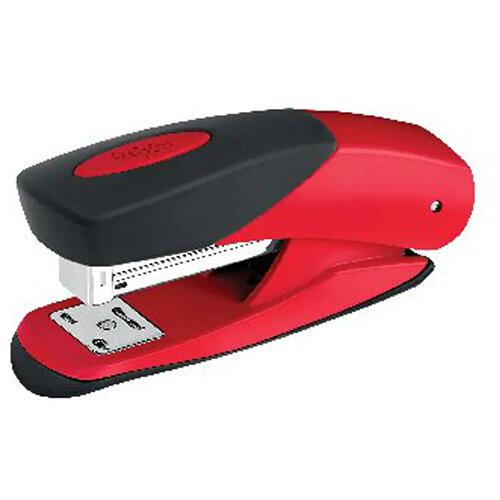 Rexel Choices Matador Half Strip Stapler Red 2115688