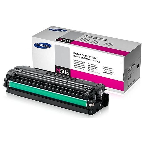 Samsung CLT-M506S Magenta Laser Toner Cartridge