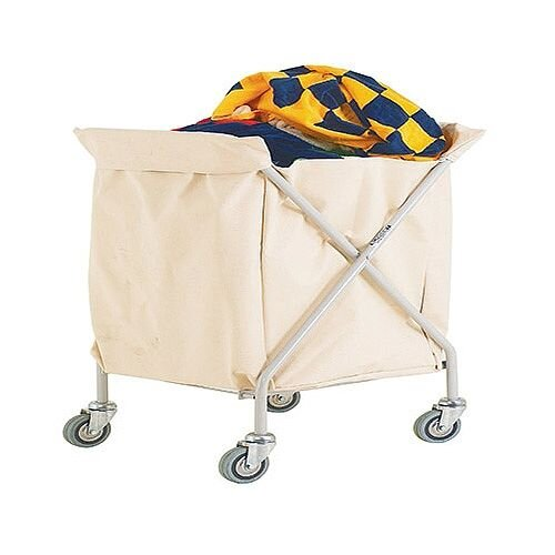 Linen Truck and Canvas Bag Capacity 100kg Grey 308610