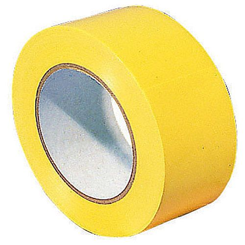 Lane Marking Tape 33 Metre Yellow Single Pack  329597