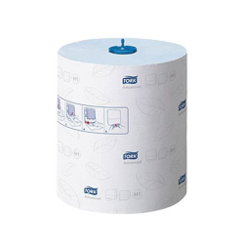 Tork Matic Hand Towel Roll 150m Blue 2-Ply Pack of 6 290068